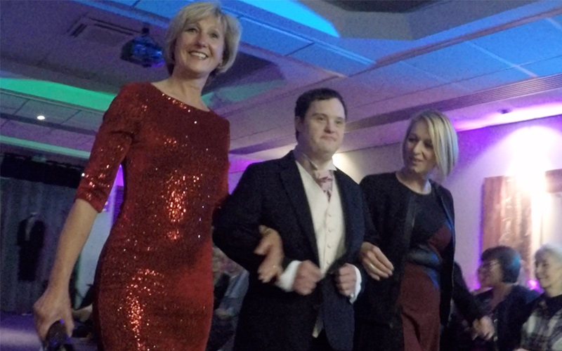 The Rossendale Fashion Show-A Success!