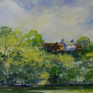 Alan Chapman - Original Watercolours