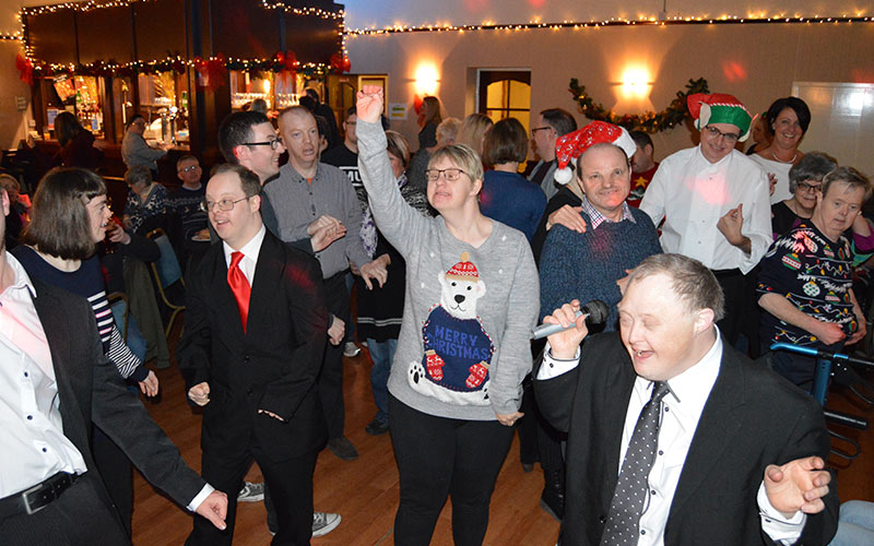 The Rossendale Trust Christmas Party 2016