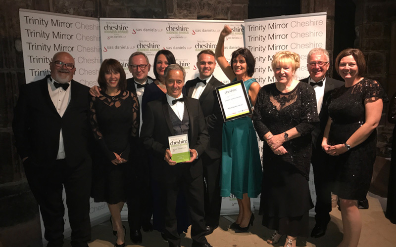 The Trust has won another award!