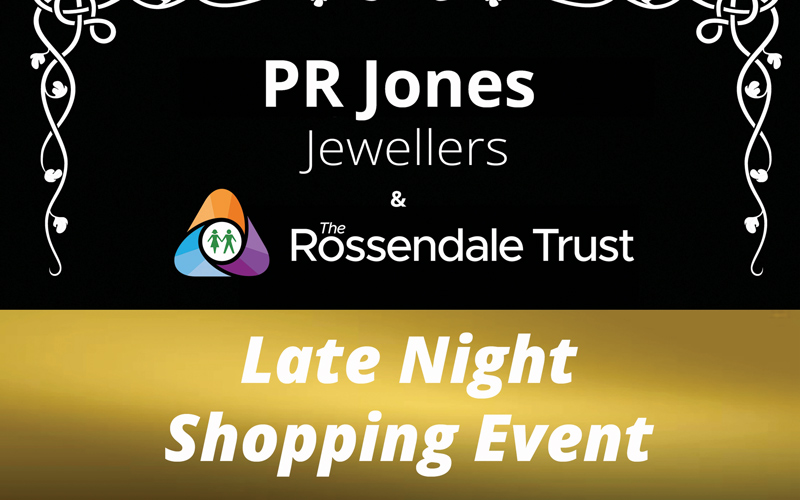 PR Jones-Late Night Shopping Event