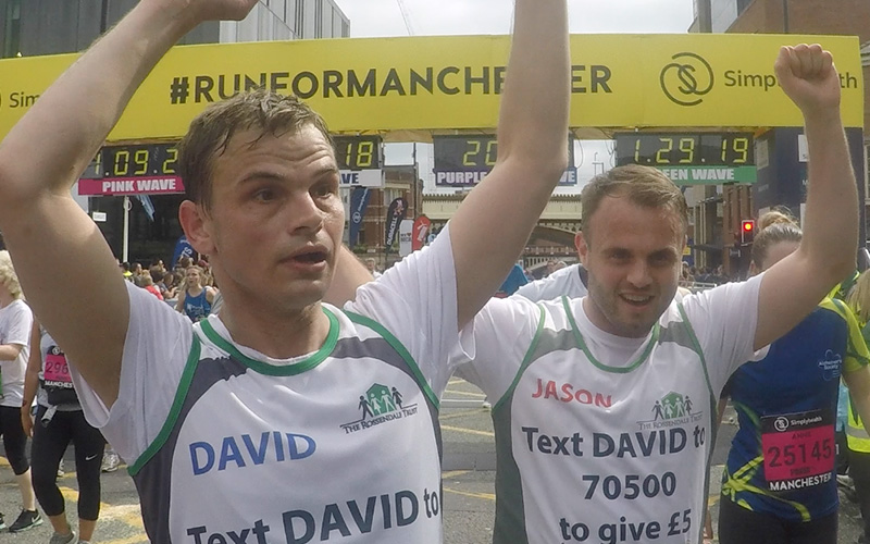 The Great Manchester 10k Run 2018