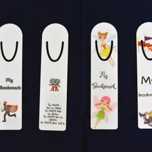 4-Book-Markers