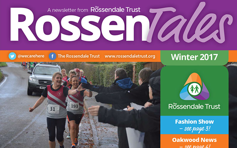 RossenTales Winter Edition is out now..