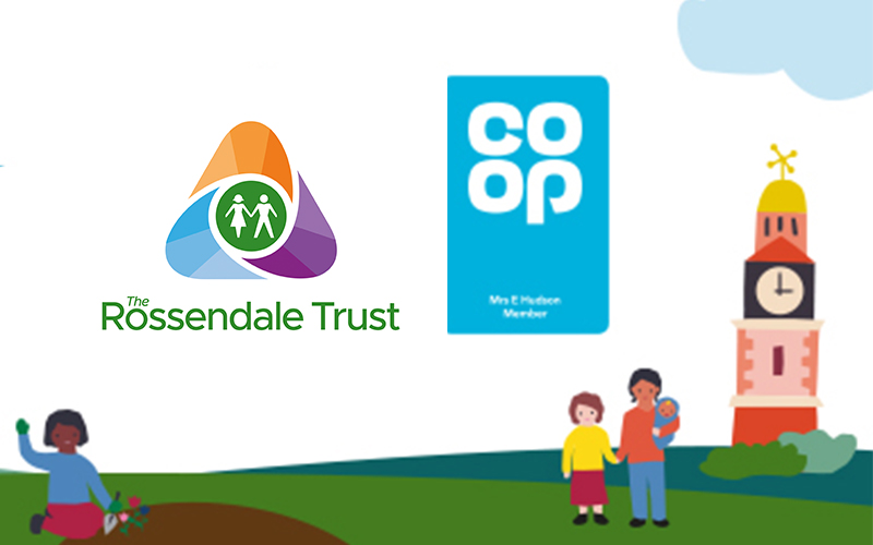Support your local charity in the Co-Op Community Fund