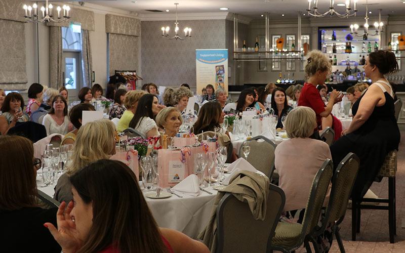 A Fabulous Day Out for the Ladies at Mottram Hall