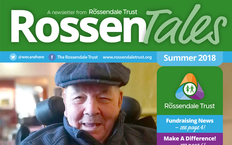 RossenTales Summer Edition is out now..