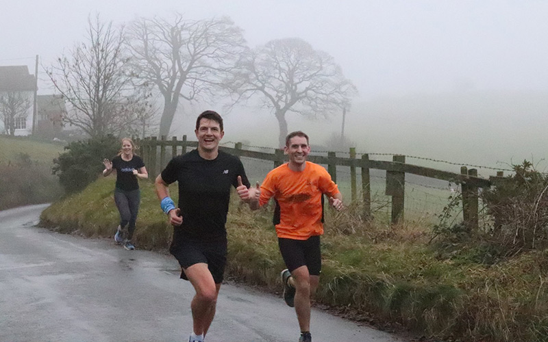 Harriers Boxing Day Running for Rossendale